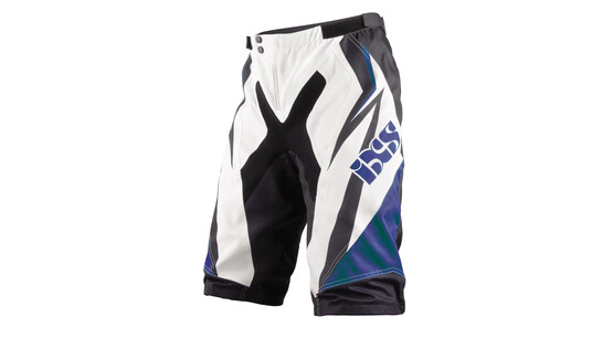 ixs Invader Shorts Downhill blauw